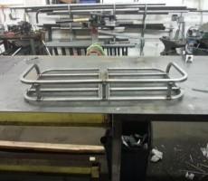 Hummer Rack #2
