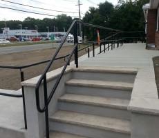 Handicap Railing (Lynnfield, MA) #2