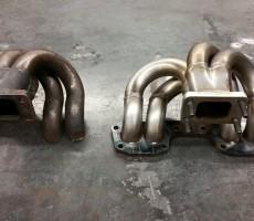 Custom Manifold Rebuild