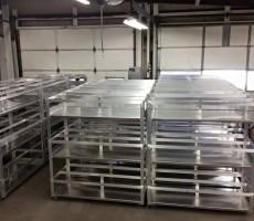 Medical Waste Carts For Hospitals