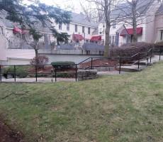 Pipe Railing For Condominium (Lowell,MA)