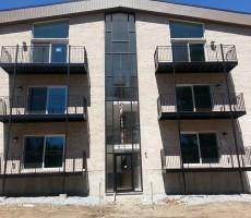 Wrought Iron Railing For Condominium Balconies (Chelmsford, MA) #2