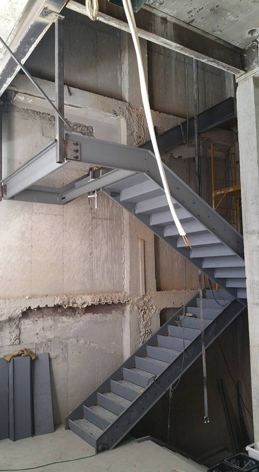 Outside Stairs Concrete